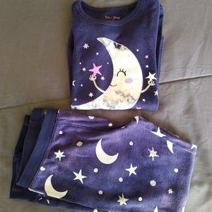 Cat & Jack girls' Pajama Set